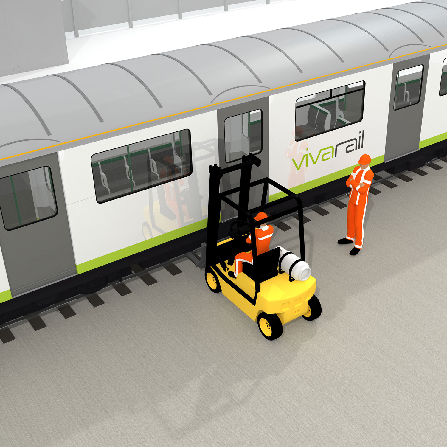Vivarail delivering local rail solutions