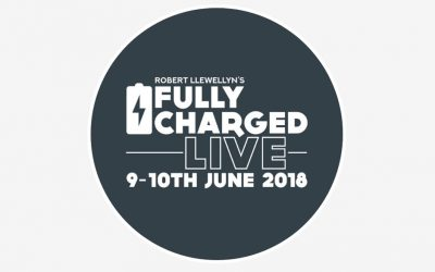 It's the Electric Vehicle & Renewable Energy event of the year – yes it's Fully Charged Live!