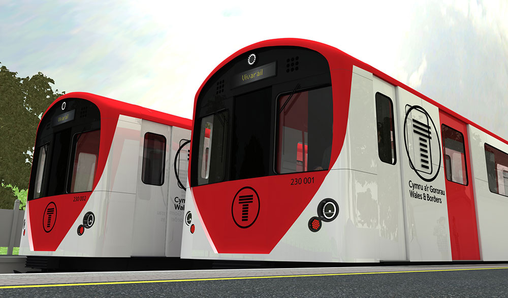 Vivarail announce new order for Wales and Borders