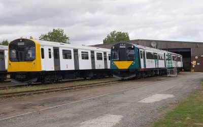 New Marston Vale livery revealed as contract for new trains is signed