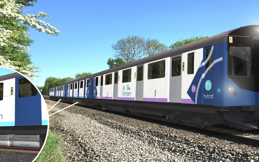 Vivarail spearheads development of green fuel technologies
