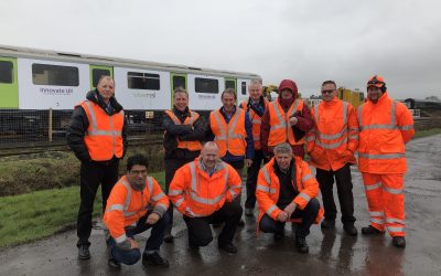 Vivarail launches fast charge system for the Class 230 battery trains – the UK's only battery train with a range of 60 miles between charges