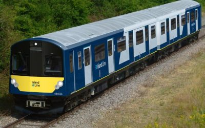Class 484 – trains for the Isle of Wight
