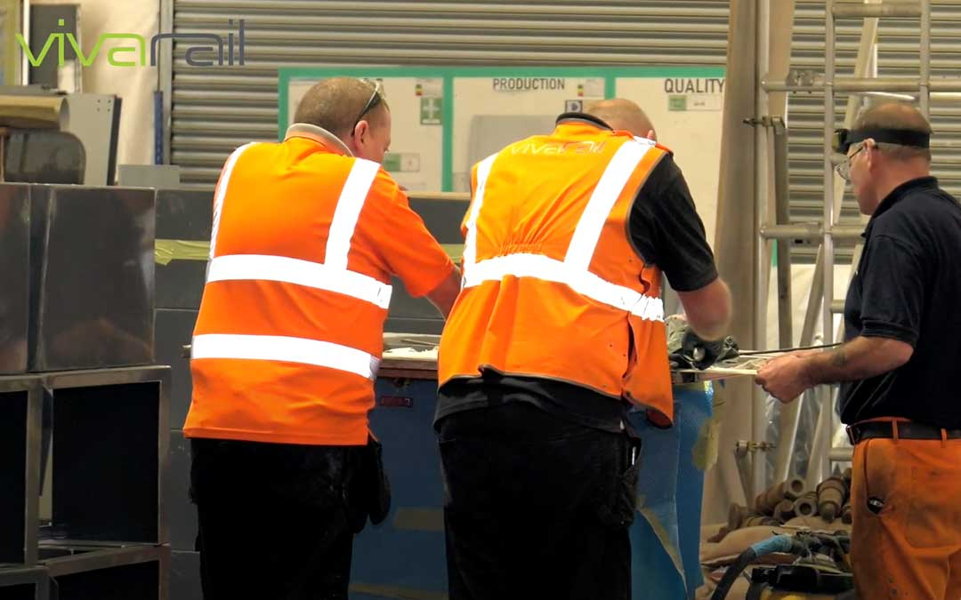 Apprenticeships at Vivarail