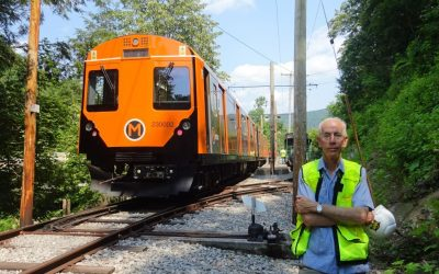 Henry Posner III speaks to IRJ about his plans for the D-Trains
